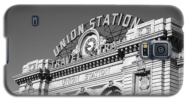 Denver - Union Station Galaxy S5 Case by Frank Romeo