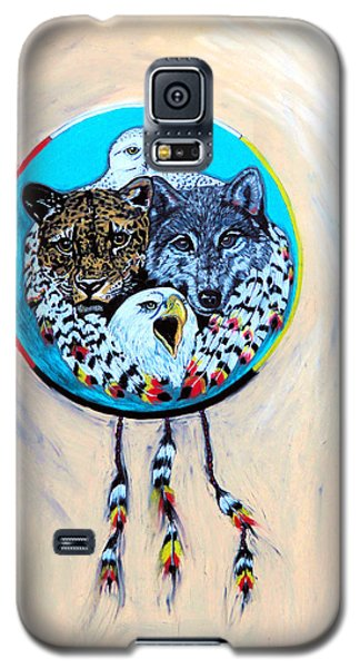 4 Directions 1  Galaxy S5 Case