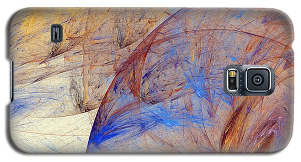 Excellent Abstract Forms  Galaxy S5 Case by Odon Czintos