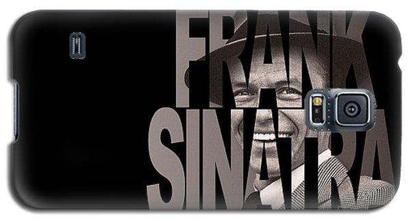Frank Sinatra Art Galaxy S5 Case