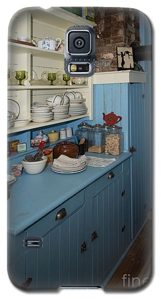 Heritage Cottage Museum On Bowen Island Galaxy S5 Case