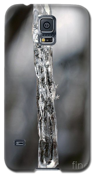 Icicle And Snowflakes Galaxy S5 Case