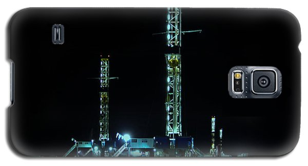4 In The Hole Galaxy S5 Case by Jim McCain