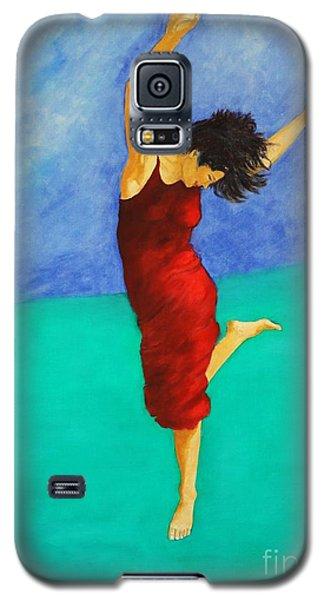 Jump Of Joy Galaxy S5 Case