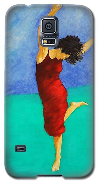 Jump Of Joy Galaxy S5 Case