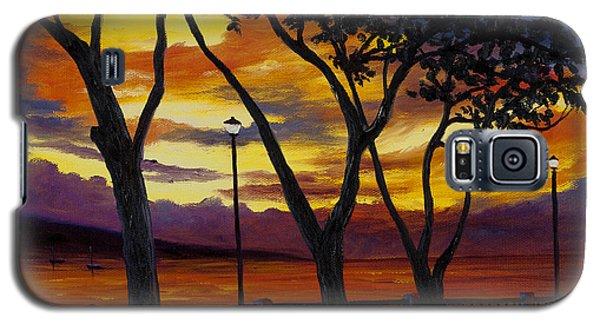 Lahaina Sunset Galaxy S5 Case