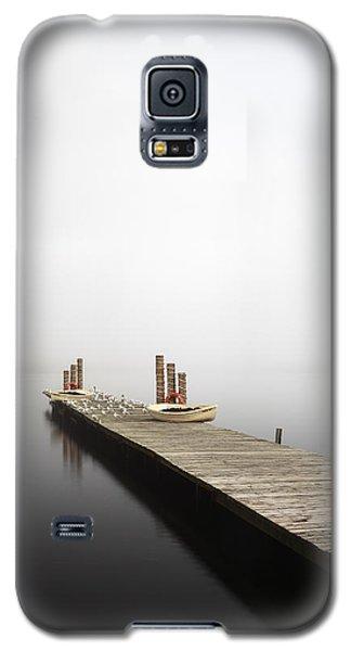 Loch Lomond Jetty Galaxy S5 Case