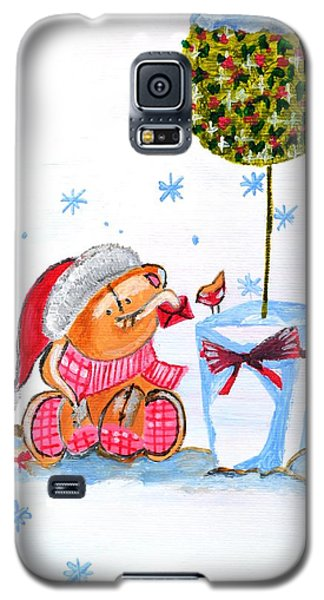 Merry Christmas Galaxy S5 Case