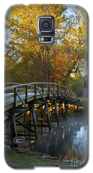 Old North Bridge Concord Galaxy S5 Case