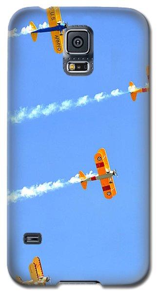 4 Planes 12934 Galaxy S5 Case