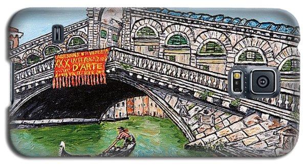 Ponte Di Rialto Galaxy S5 Case by Loredana Messina