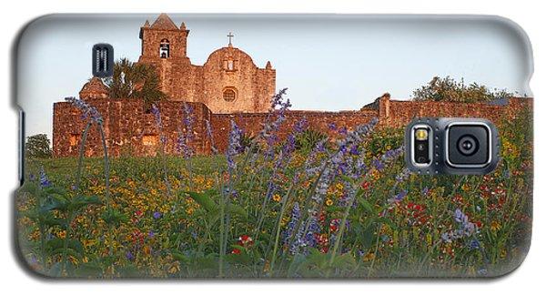Galaxy S5 Case featuring the photograph Presidio La Bahia 2 by Susan Rovira
