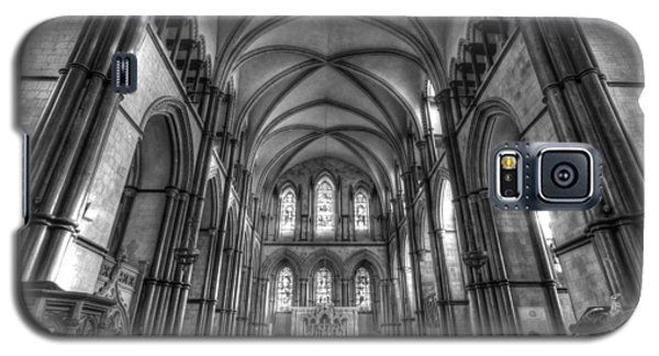 Rochester Cathedral Interior Hdr. Galaxy S5 Case