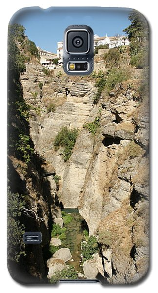 Galaxy S5 Case featuring the photograph Ronda by Christian Zesewitz