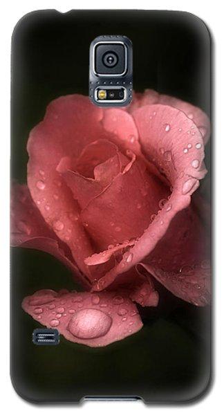 Rose Oil Galaxy S5 Case