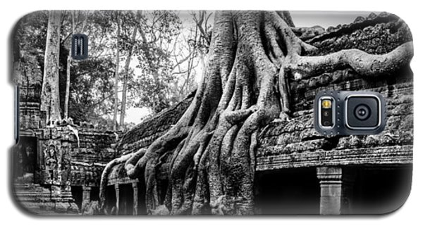 Ta Prohm Ruin Galaxy S5 Case