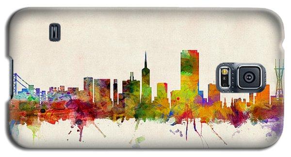 San Francisco City Skyline Galaxy S5 Case