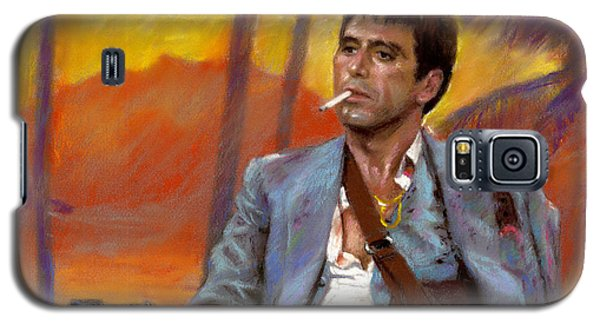 Scarface Galaxy S5 Case