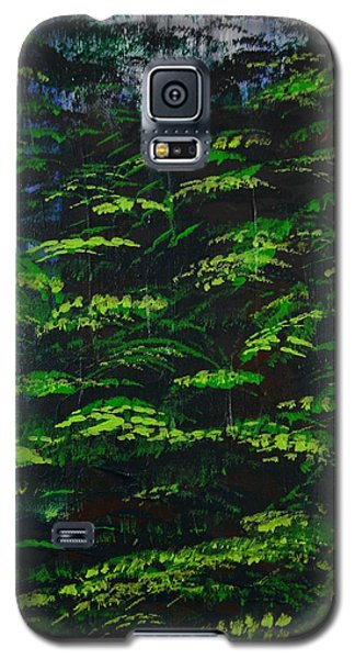Galaxy S5 Case featuring the painting 4 Seasons Summer by P Dwain Morris