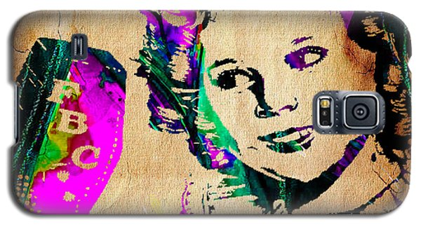 Shirley Temple Collection Galaxy S5 Case