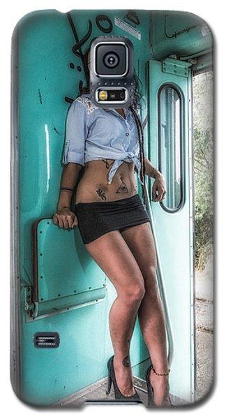 Take A Litte Trip Galaxy S5 Case