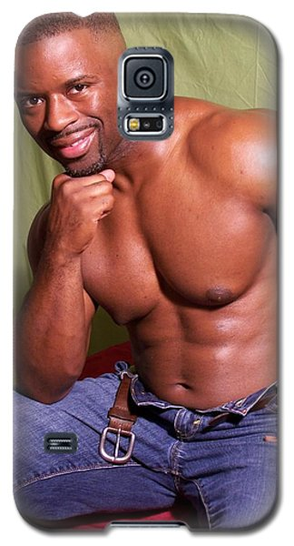 Galaxy S5 Case featuring the photograph The Art Nude by Jake Hartz