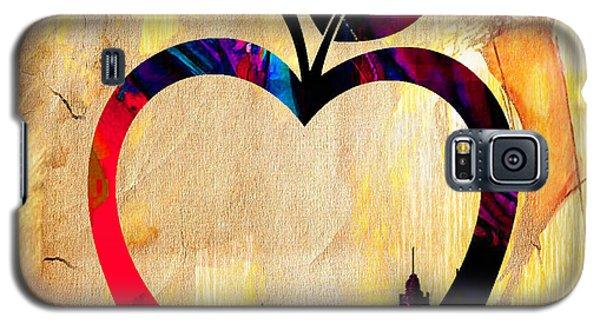 The Big Apple New York Skyline Galaxy S5 Case