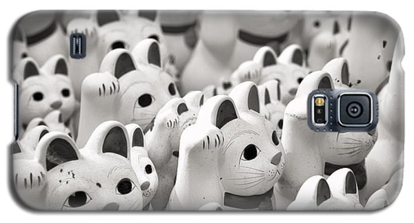 The Cat Temple In Tokyo Galaxy S5 Case