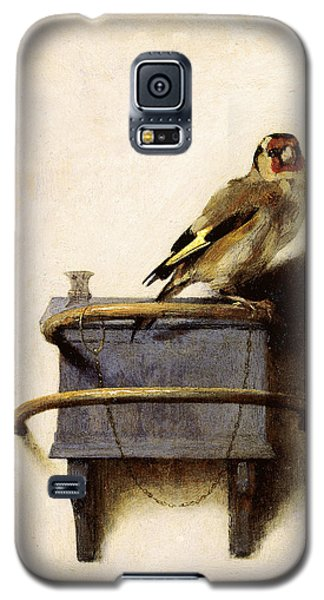 The Goldfinch Galaxy S5 Case