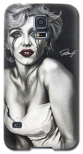 The True Marilyn Galaxy S5 Case by Dan Menta