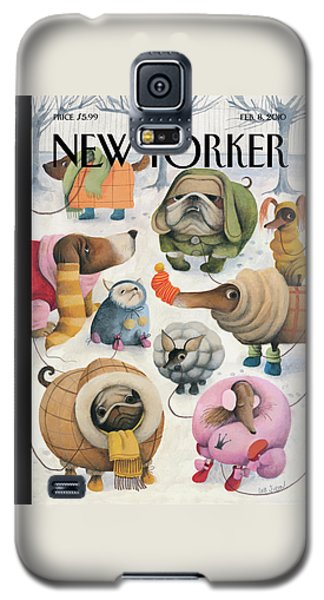 New Yorker February 8th, 2010 Galaxy S5 Case