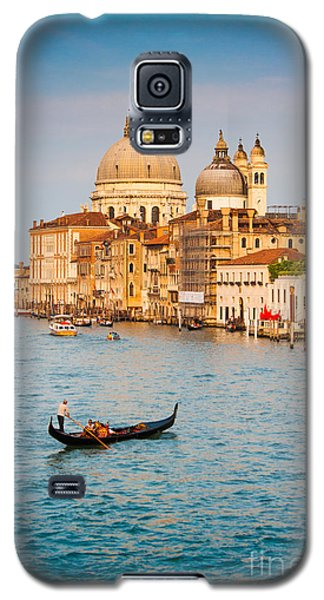 Venice Sunset Galaxy S5 Case
