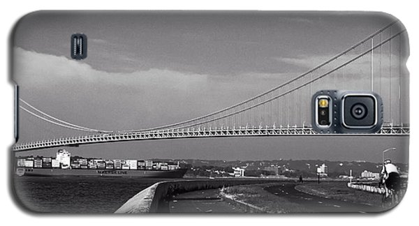 Verrazano Narrows Bridge Galaxy S5 Case