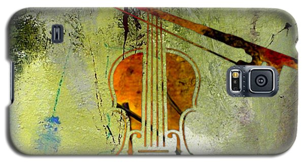 Violin And Bow Galaxy S5 Case