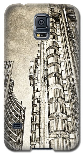 Willis Group And Lloyd's Of London Art Galaxy S5 Case