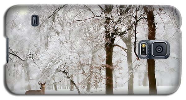Winter's Breath Galaxy S5 Case