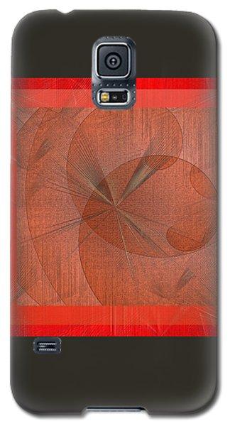 Galaxy S5 Case featuring the digital art Wonder by Iris Gelbart