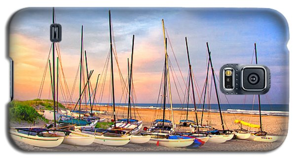 41st Street Sailing Beach Galaxy S5 Case