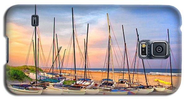 41st Street Sailing Beach Galaxy S5 Case
