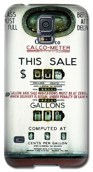 45 Cents Per Gallon Galaxy S5 Case
