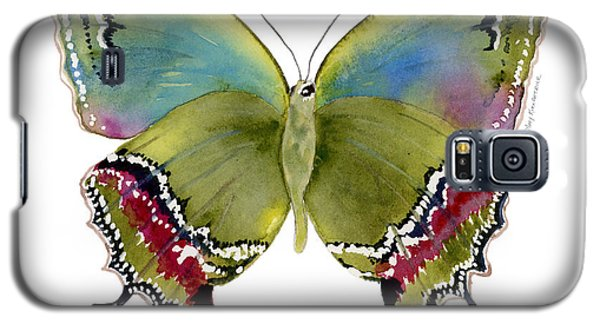 46 Evenus Teresina Butterfly Galaxy S5 Case