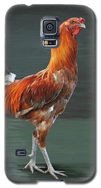 46.liege Game Galaxy S5 Case
