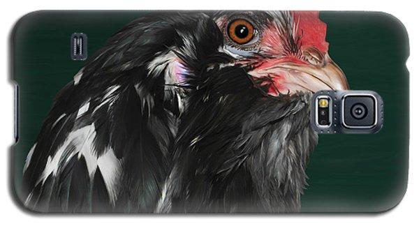 47. Bearded Hen Galaxy S5 Case