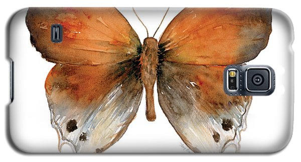 47 Mantoides Gama Butterfly Galaxy S5 Case