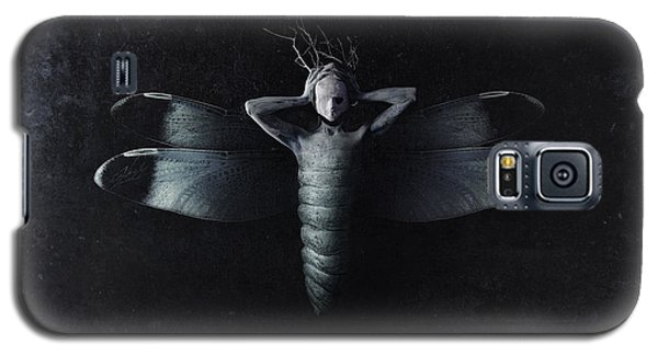 The Moth Galaxy S5 Case by Victor Slepushkin