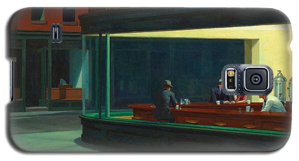 Nighthawks Galaxy S5 Case