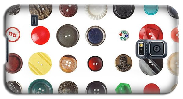 49 Buttons Galaxy S5 Case