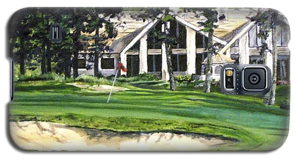 4th Andrew Hudson Memorial Golf Tournament Galaxy S5 Case by Kevin F Heuman