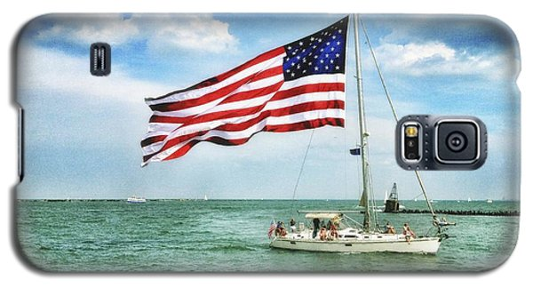 4th Of July - Navy Pier - Downtown Chicago Galaxy S5 Case