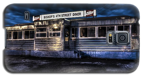 4th Street Diner Galaxy S5 Case by Andrew Pacheco